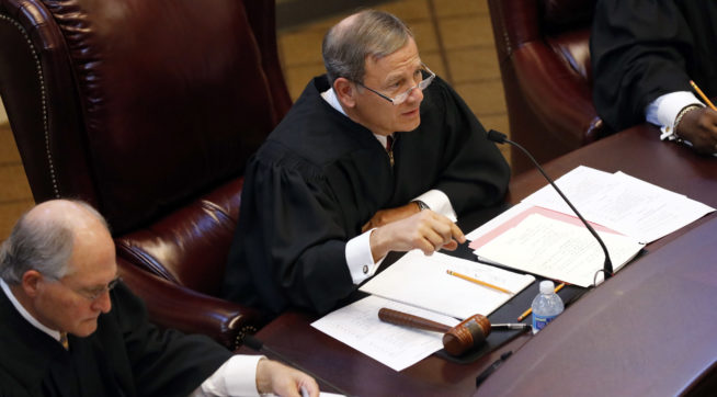 Chief Justice Roberts Orders Review Of Court Code Of Conduct