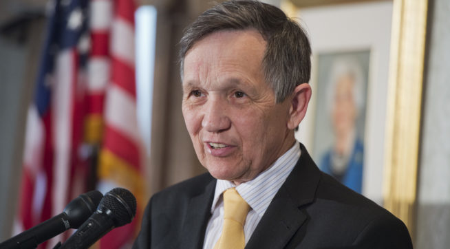 Dennis Kucinich To Enter Ohio Governor Race Wednesday