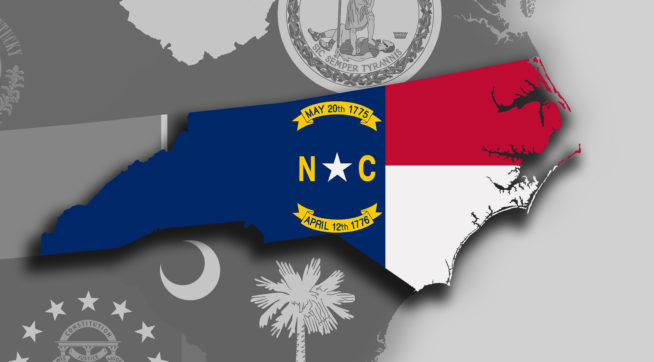 Judges order overhaul of North Carolina's partisan congressional districts