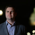 "WASHINGTON, DC - JANUARY 27: J.D. Vance, author of the book ""Hillbilly Elegy,"" poses for a portrait photograph near the US Capitol building in Washington, D.C., January 27, 2017. Vance has become the nation's go-to angry, white, rural translator. The book has sold almost half a million copies since late June. Vance, a product of rural Ohio, a former Marine and Yale School grad, has the nation's top-selling book. He's become a CNN commentator, in-demand speaker, and plans to move back to Ohio from SF where he's worked as a principal in an investment firm. (Photo by Astrid Riecken For The Washington Post)"