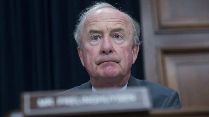 Vulnerable NJ Republican Frelinghuysen To Step Down From Congress class=