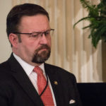 Sebastian Gorka, member of the national security advisory staff of the United States, was present for he Medal of Honor ceremony for former Specialist Five James C. McCloughan, U.S. Army in the East Room of the White House, on Monday, July 31, 2017. (Photo by Cheriss May) (Photo by Cheriss May/NurPhoto)