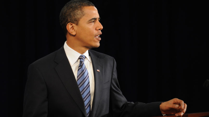 Obama offers Democrats tough love ahead of midterms: 'Enough moping'