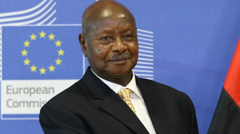 Ugandan President: 'I Love Trump' For Speaking 'Frankly' About Africa