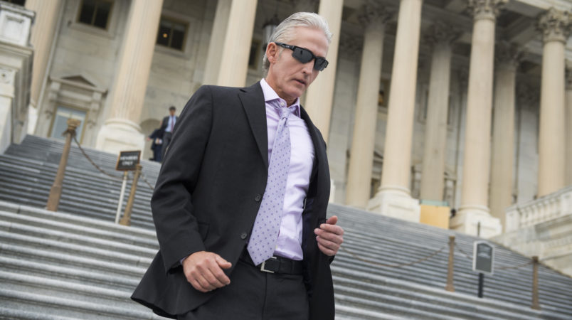 US Rep. Gowdy, House Oversight panel chairman, won't run for re-election
