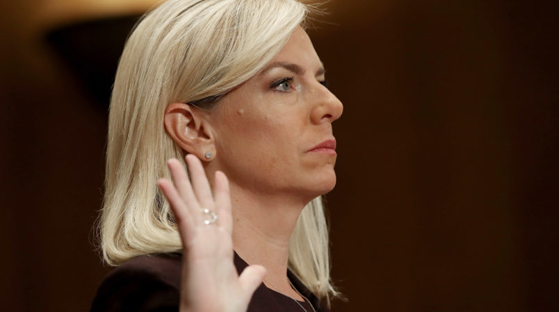 Homeland Security Head Says What She Heard During Immigration Meeting