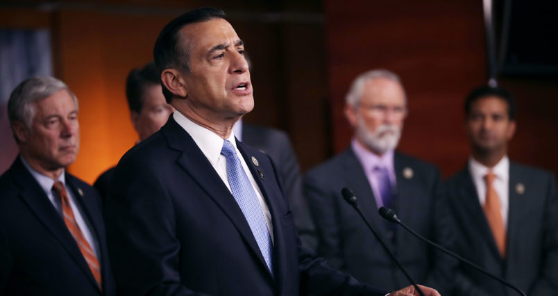 California Republican Darrell Issa Will Not Seek Re-Election