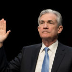 WASHINGTON Nov. 28, 2017  --U.S. Federal Reserve System Chairman nominee Jerome Powell is sworn-in before testifying in front of the Senate Banking Committee at the Capitol in Washington D.C., United States of America on Nov 28, 2017. (Ting Shen/Xinhua)
