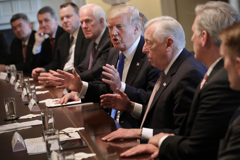 on January 9, 2018 in Washington, DC.