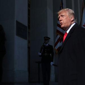 on January 18, 2018 in Arlington, Virginia.