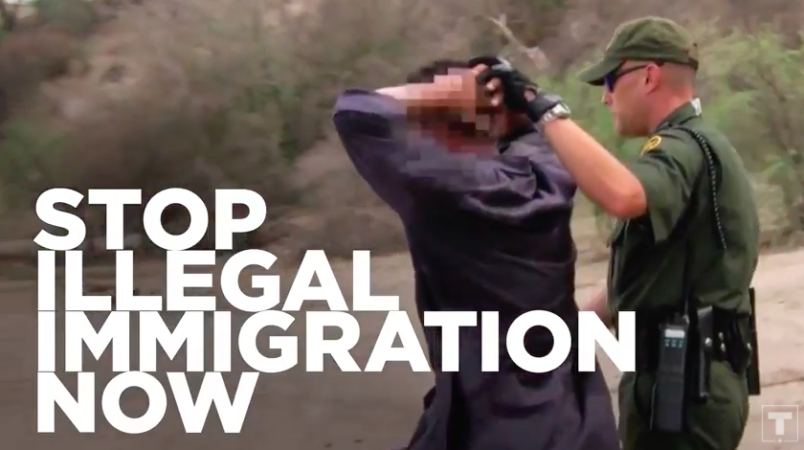 Trump Campaign Ad Says Dems Complicit in Murders Committed by Illegal Immigrants
