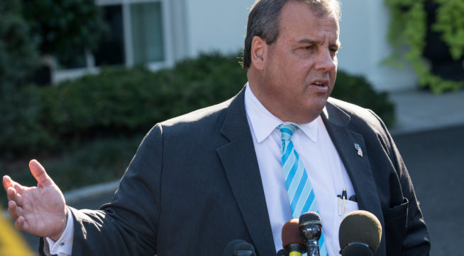 Chris Christie thinks he'd be president if Trump hadn't run