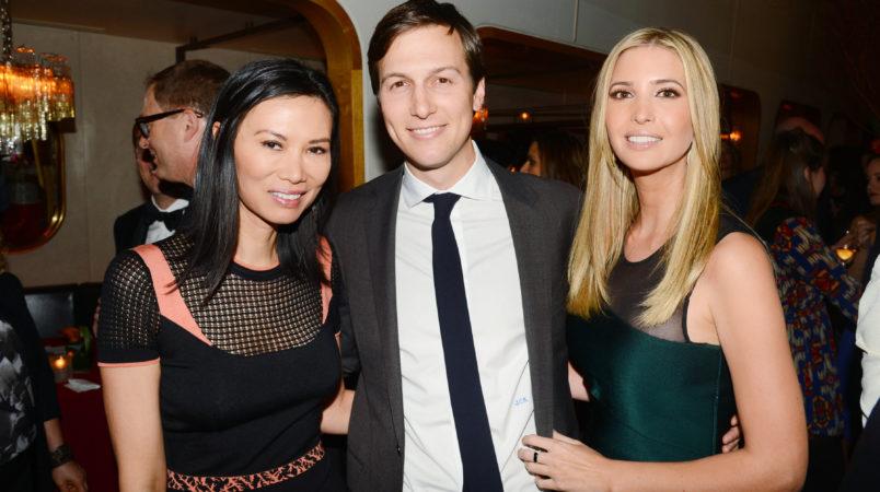 Federal Bureau of Investigation 'warned' Jared Kushner about Wendi Deng Murdoch