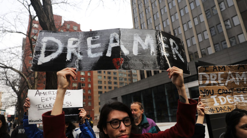 US Supreme Court puts off DACA decision - for now