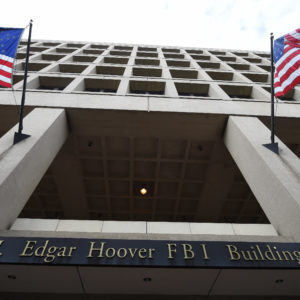 WASHINGTON, DC - AUGUST 20: tour of the J. Edgar Hoover Building, which is the headquarters of the FBI on Thursday August 20, 2015 in Washington, DC. The agency is looking for a new home that meets their needs. (Photo by Matt McClain/The Washington Post)
