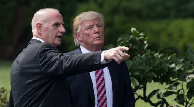 Trump Campaign Paid $66,000 To Law Firm Representing His Former Bodyguard