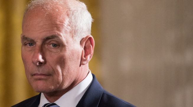 John Kelly: The White House Is 'A Miserable Place To Work'