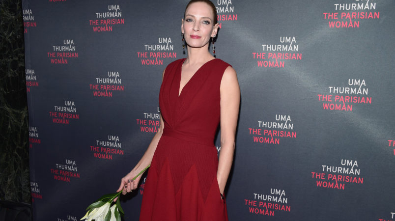 """attends """"The Parisian Woman"""" Broadway opening night at Hudson Theatre on November 30, 2017 in New York City."""