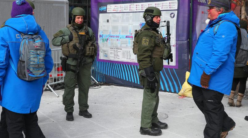 Secret Super Bowl Anti-Terrorism Documents Left On Plane