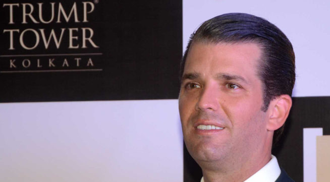 NYT: Trump Jr. Responded 'Approvingly' To Gulf Princes' Offer To Help Campaign