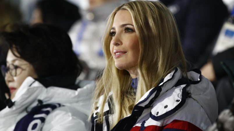 Ivanka Trump Slams 'Inappropriate' Questions About Donald's Sexual Misconduct