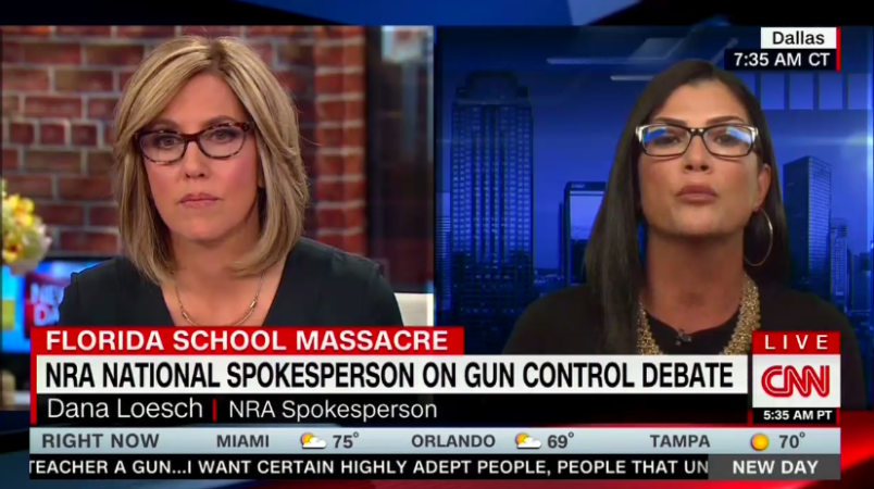 NRA's Dana Loesch: 'Many In Legacy Media Love Mass Shootings'