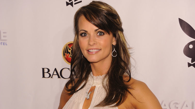 Ex-Playboy Model Sues for Right to Speak About Alleged Trump Affair
