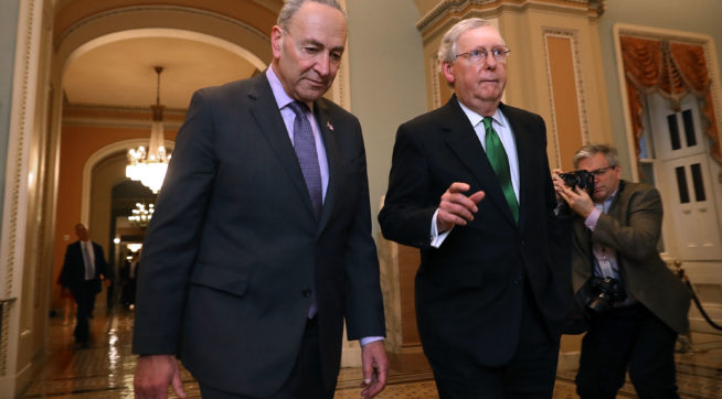 Senate Embarks On Immigration Debate With No Solution In Sight