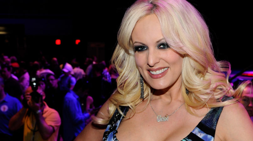 Trump's lawyer says Stormy Daniels violated confidentiality agreement 20 times