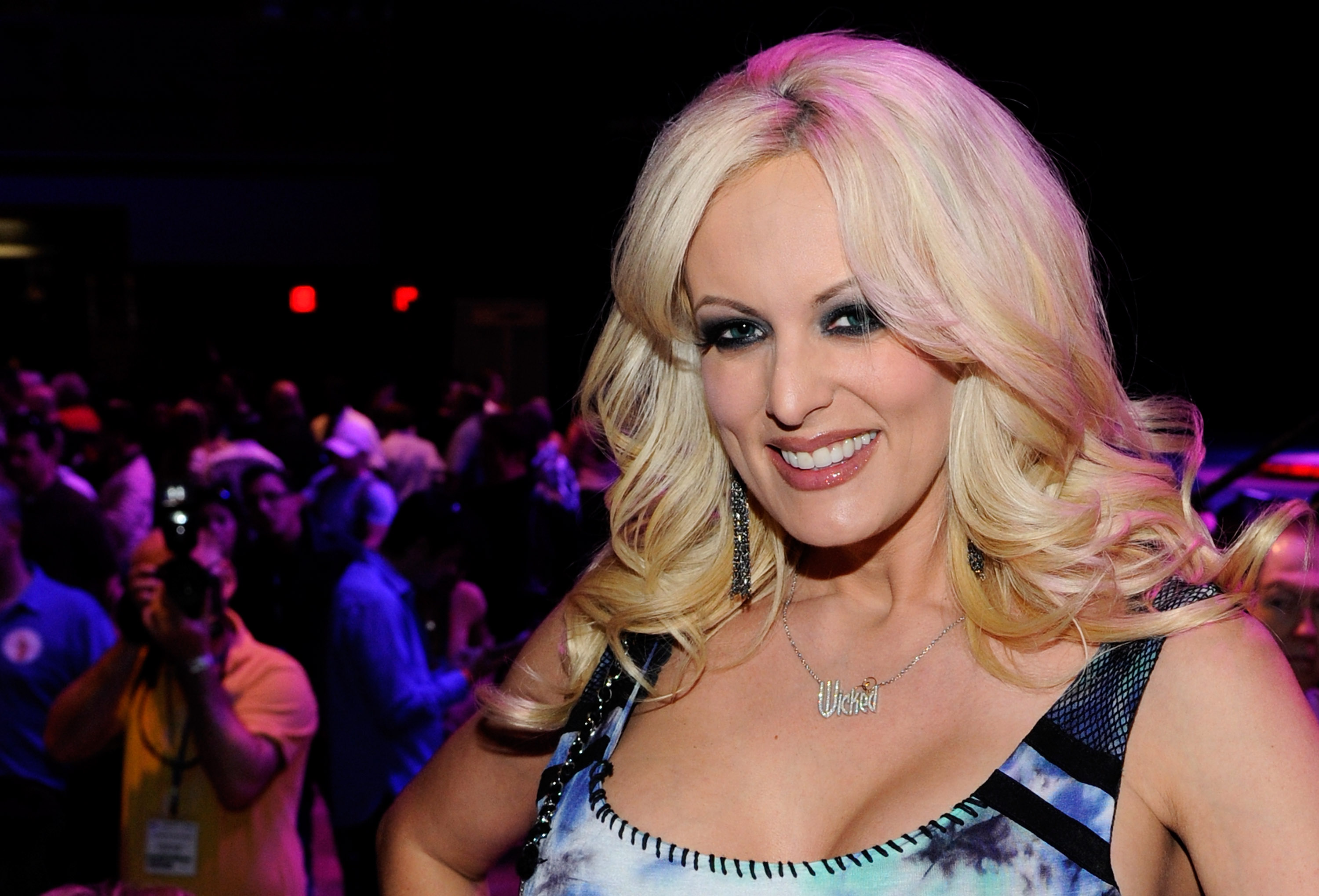 at the 2012 AVN Adult Entertainment Expo at the Hard Rock Hotel & Casino January 20, 2012 in Las Vegas, Nevada.