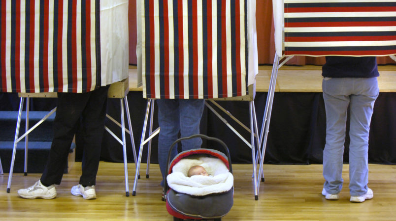 Woman gets 5 years for illegally voting in 2016 presidential election