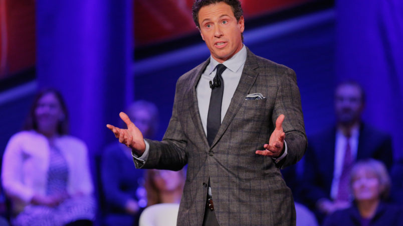CNN's Chris Cuomo Moving To Primetime