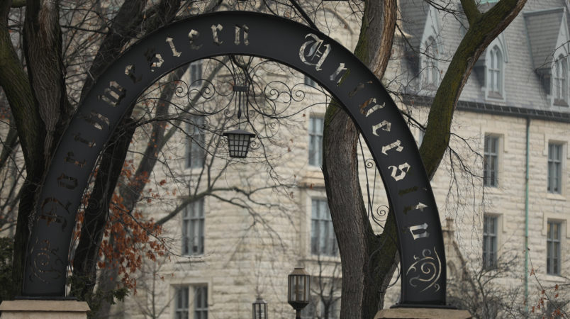 Shots fired at Northwestern University in US