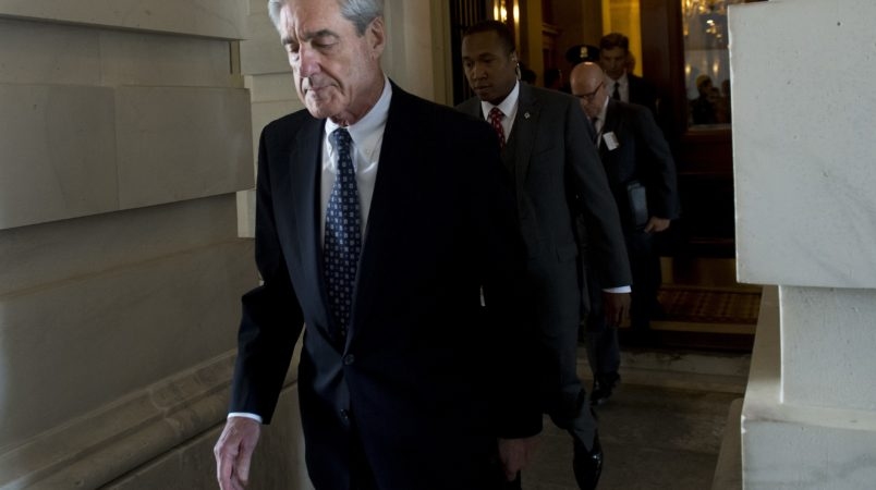 Mueller investigation draws most direct line between Trump campaign and Russia