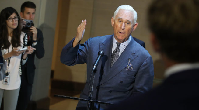 Roger Stone: Giuliani's Stormy Daniels Media Tour Was 'A Little Disjointed'