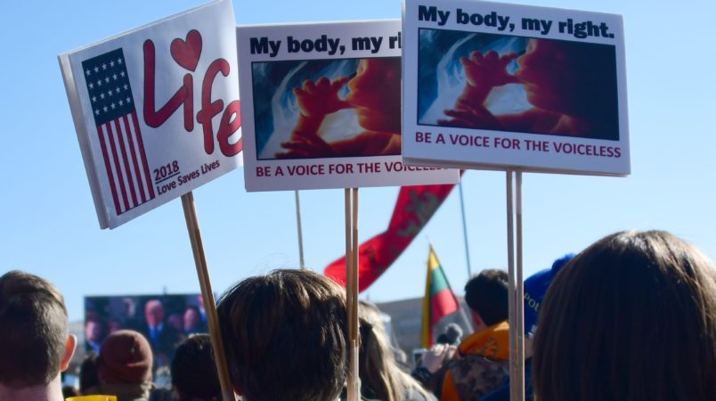 Mississippi's new law restricting abortion blocked by judge for 10 days