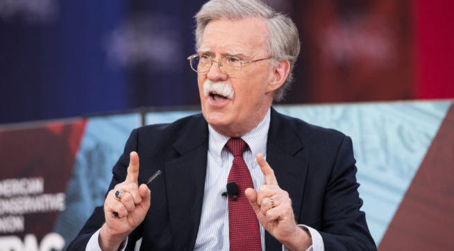 John Bolton Chaired Anti-Muslim Group Shortly Before Joining Trump Admin