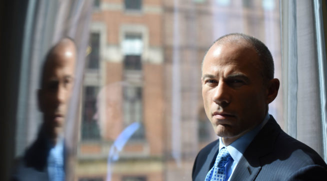 Avenatti Taunts Trump: 'Shocking' It Took 48 Hours For Trump To Secure Lawyer