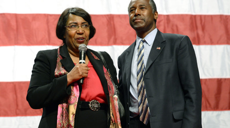 Emails Contradict Ben Carson's Claims About $31000 Dining Set for Office