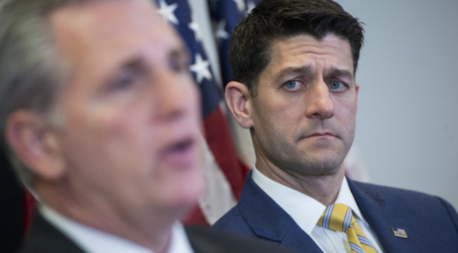 House GOP Leaders Increase Pressure To Kill Immigration Vote Effort