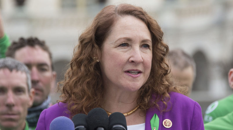 Congresswoman Elizabeth Esty won't seek re-election after handling of abuse case