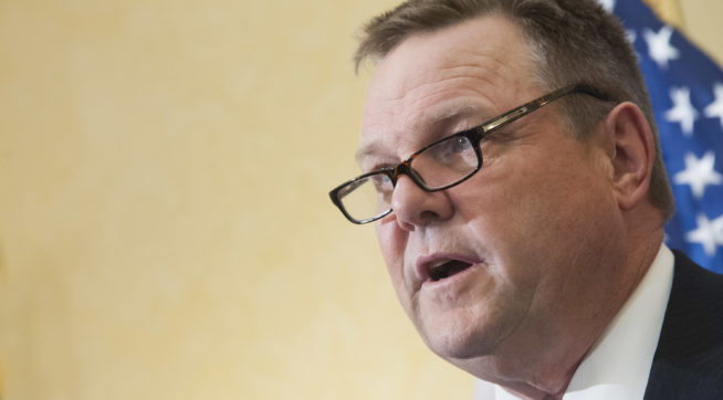 After Jackson Withdraws, Tester Thanks Those 'Who Bravely Spoke Out'