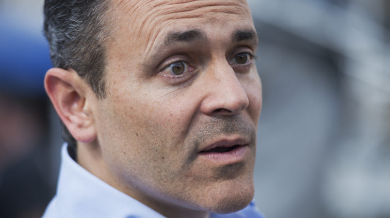 Kentucky governor apologizes after comments on teacher protests