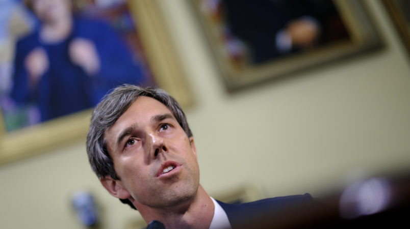 O'Rourke raises $6.7M, keeping flush his bid to upset Cruz