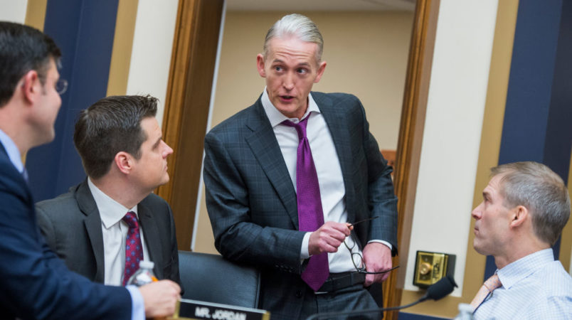 Gowdy: 'Defies Logic' To Attack Mueller Over Cohen Raids