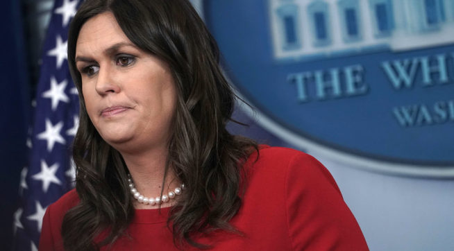Sanders Expresses Frustration With Leaks, According To Leaked Comments
