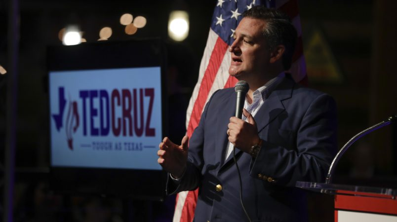 Ted Cruz Vulnerable In Texas?