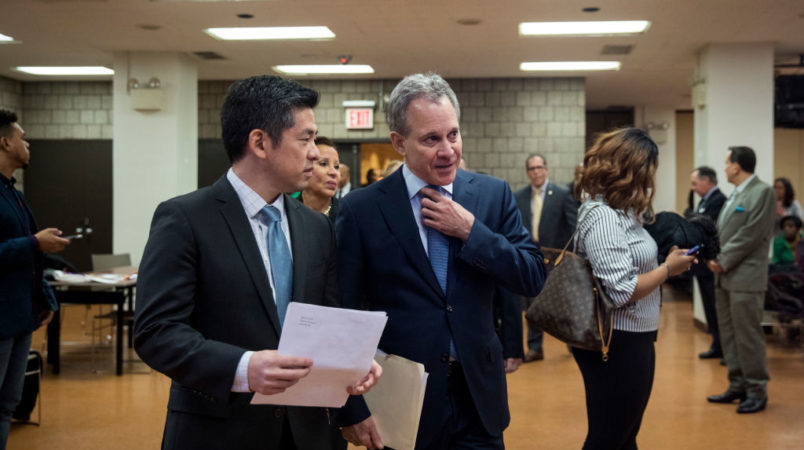 NY Attorney General Launches Inquiry Into Cryptocurrency Exchanges