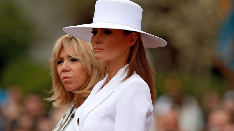MIA Melania Is Choosing To Stay Off The Grid