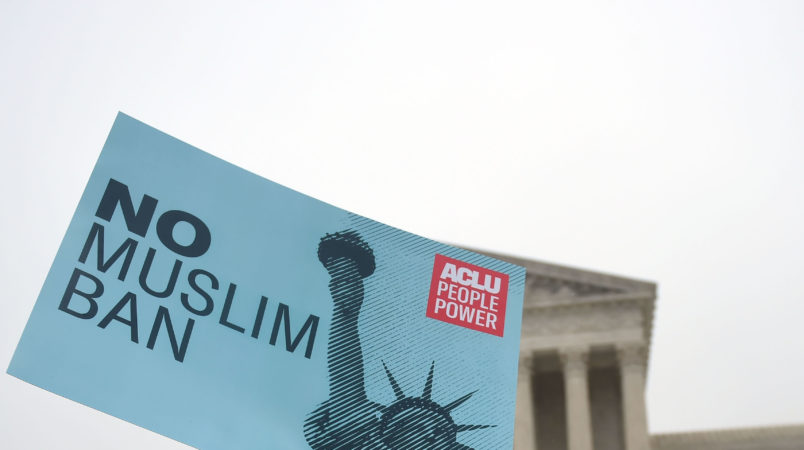 US Supreme Court upholds Trump's 'Muslim ban'